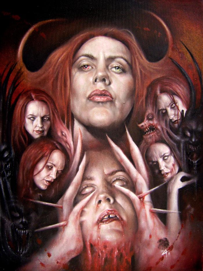 Lana Gentry by imagist