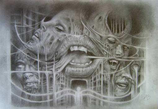 A prison for the mind