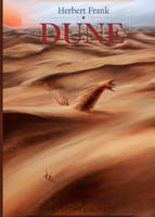 Dune book cover by ELEFTHERIA-ARTS
