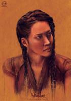 Khutulun (Claudia Kim) by ELEFTHERIA-ARTS