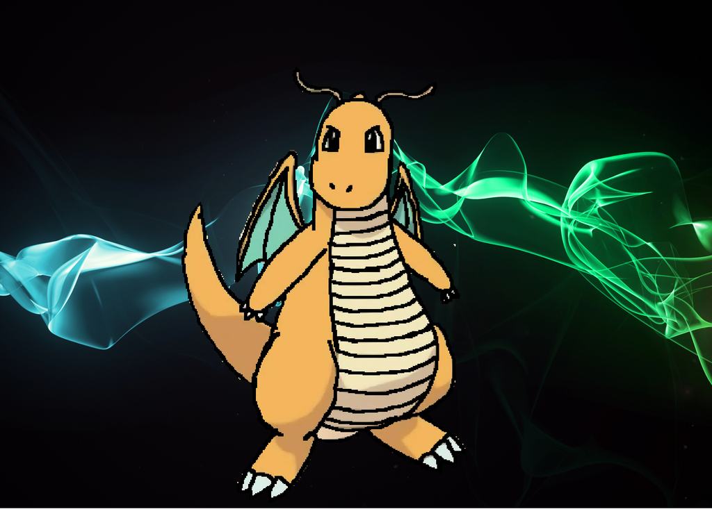 dragonite wallpaper by theblackdragonite on deviantart