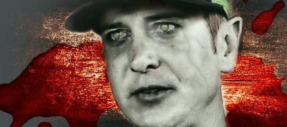 Zombie Kurt Busch by Mason-DixonLine