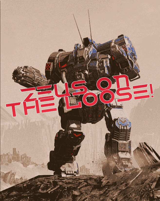 The Zeus — The tankiest Assault in MWO?