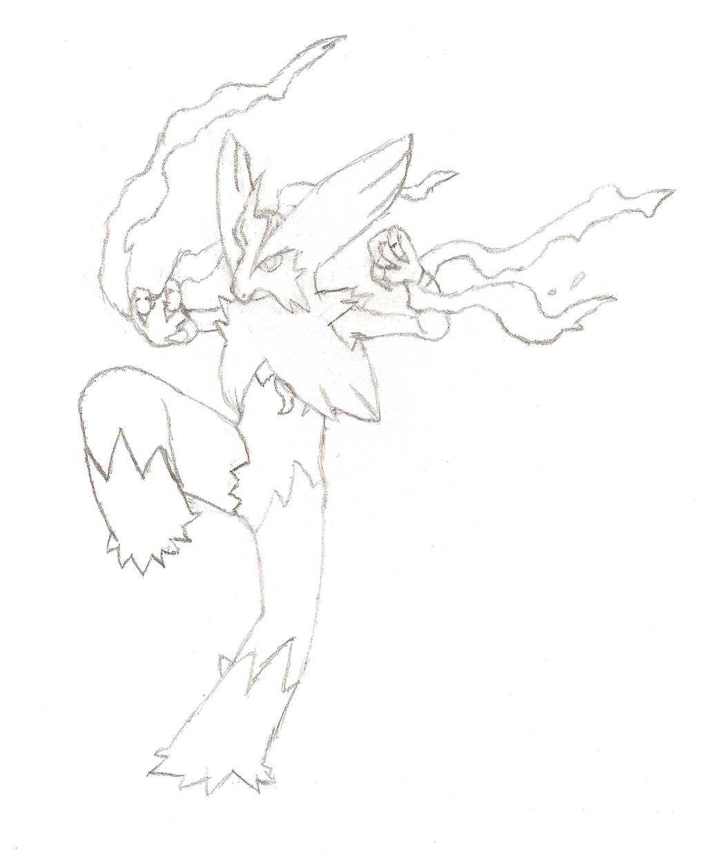 coloring pages blaziken - photo#18