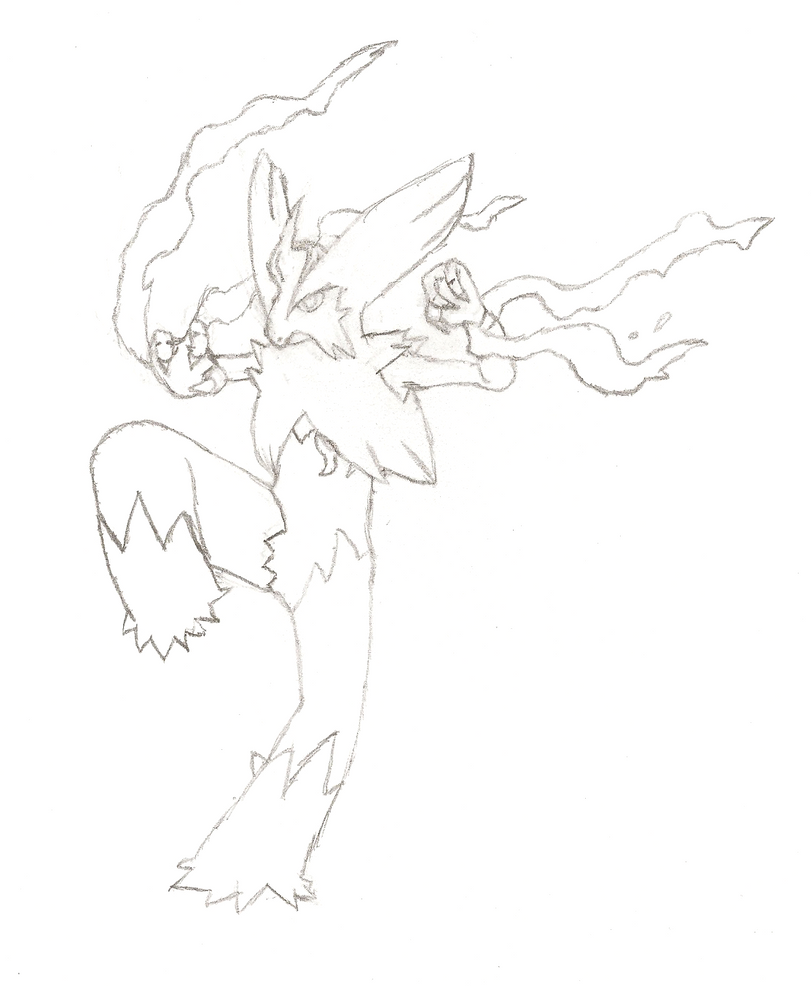 coloring pages blaziken - photo#33