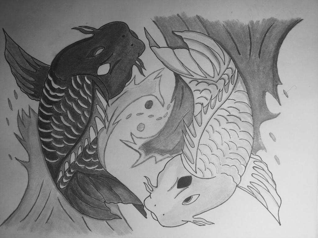 Yin And Yang Fish Avatar Www Topsimages Com