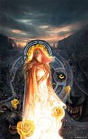 Forgotten Realms : Rose of Sarifal by Aleksi--Briclot