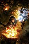 Magic: The Gathering comic-book