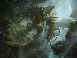 Avenger of Zendikar by Aleksi--Briclot