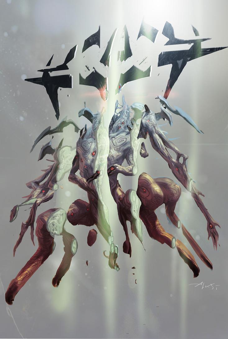 Concept art Battle for Zendikar by Aleksi--Briclot