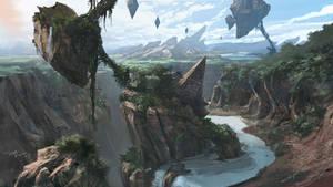 Concept art for Battle for Zendikar