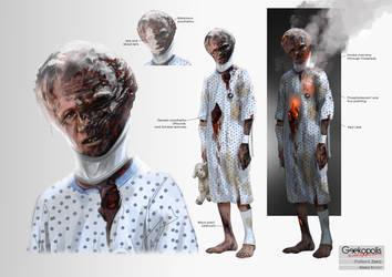 Mutations GeekopolisXP by Aleksi--Briclot