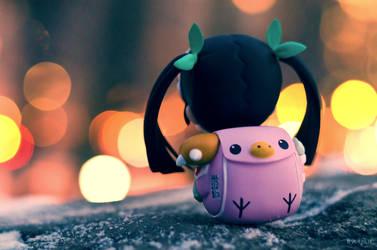 Mayoi Snail by frasbob