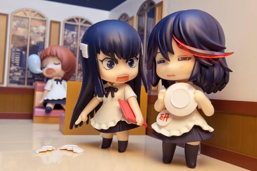 Scenes from Satsuki's Restaurant Part 2 by frasbob
