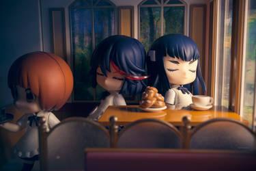 Scenes from Satsuki's Restaurant , final by frasbob