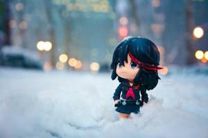 Ryuko Snow by frasbob