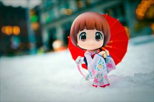 Mako winter walk by frasbob