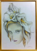 Calla Lilies by ArtistontheBrink
