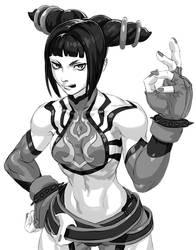 Street Fighter Juri