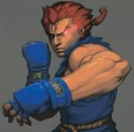 street fighter gouki