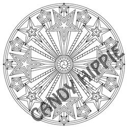 Star Vajra Mandala