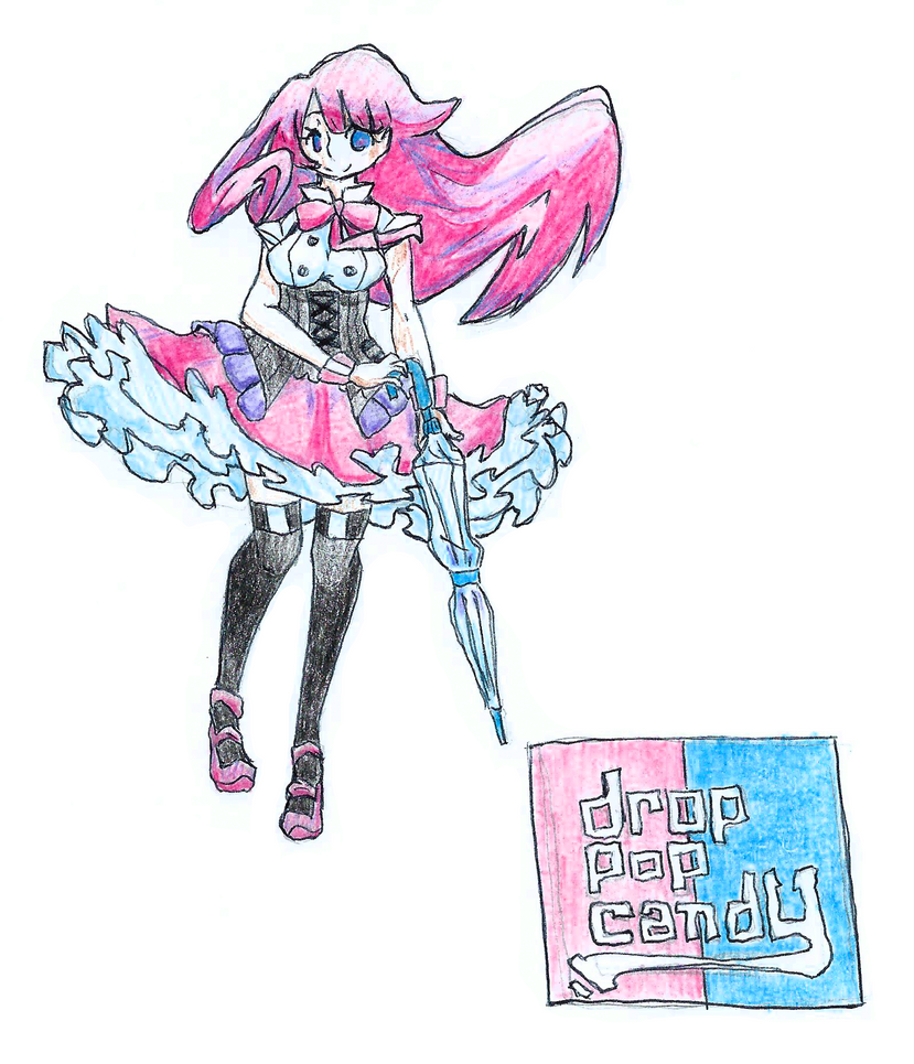 Drop Pop Candy by Shikigami-chan