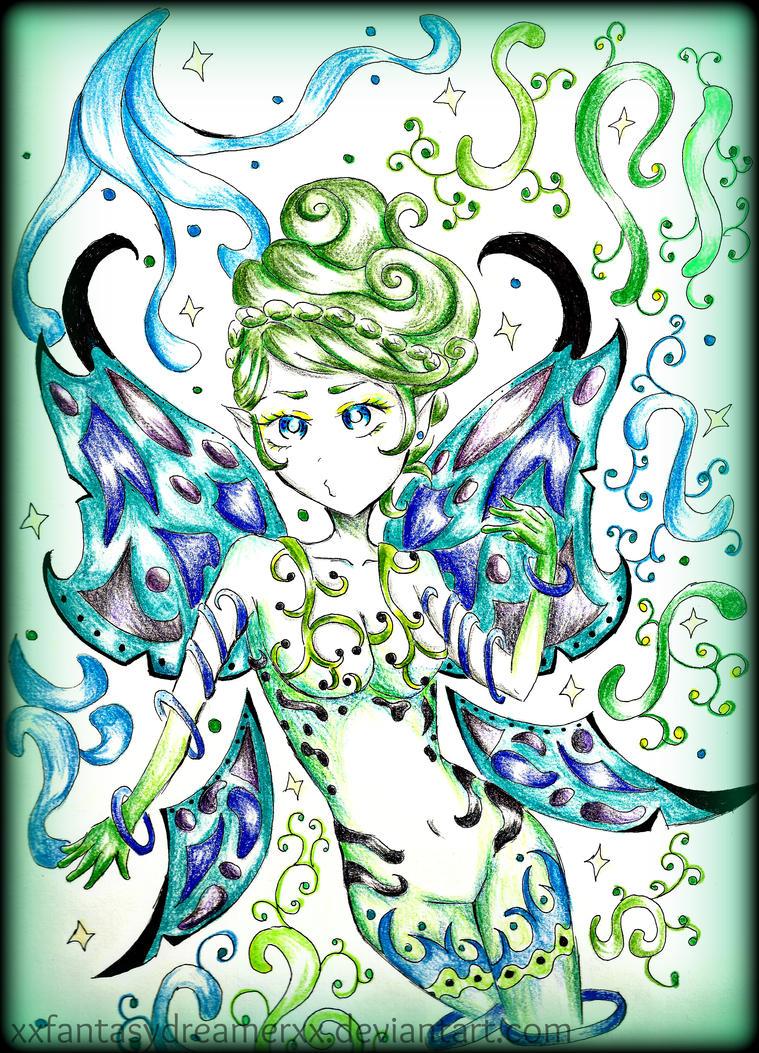 Fairy by XxFantasyDreamerxX