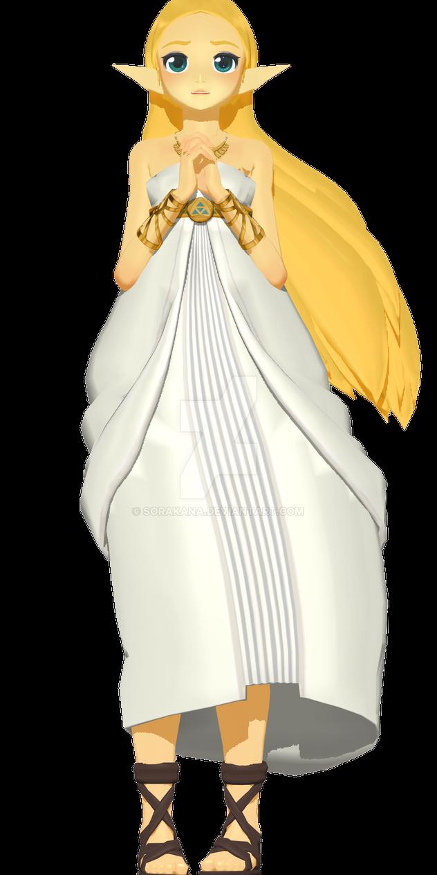 Zelda + DL by Sorakana