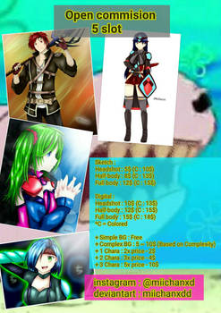 Open Commision