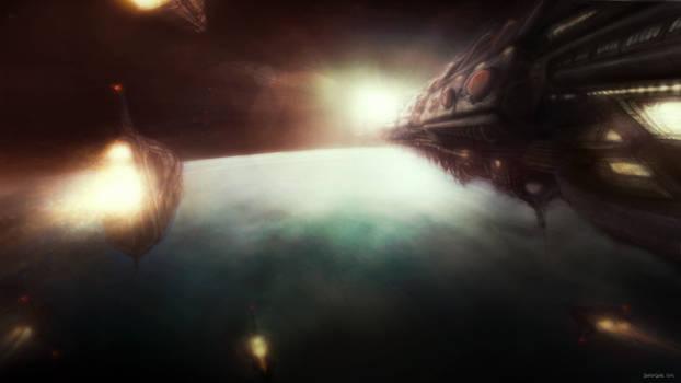 Spaceship attacks
