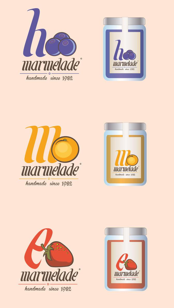 Marmelade design by Lukas ZARAZIK by XxsightxX