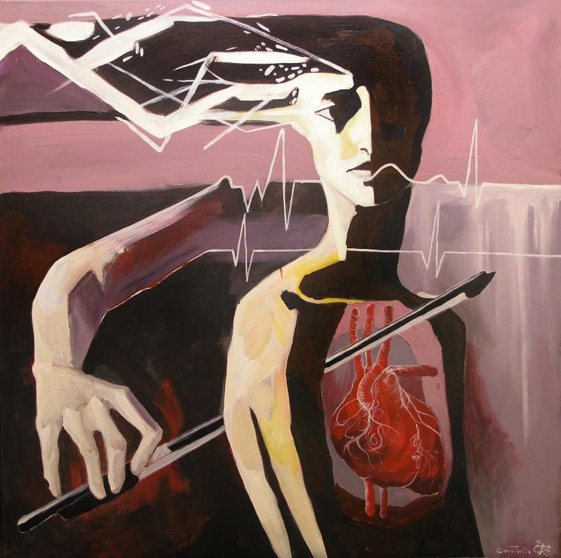 electrocardiogram by Ralu77