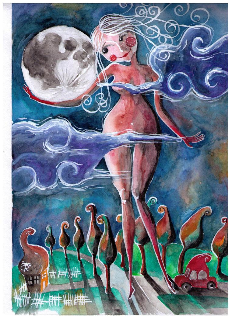 De vorba cu Luna by Ralu77