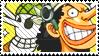 Usopp Stamp by Simi-sami