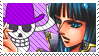 Nico Robin Stamp by Simi-sami