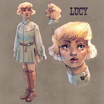 Lucy/SheduCats/Handler