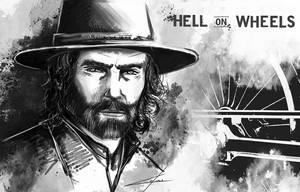 Hell on Wheels by CelineSIMONI