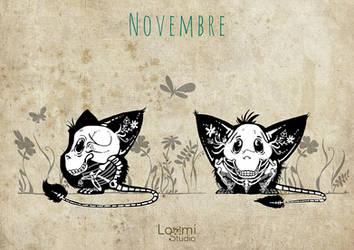 Loomis_November