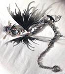Chainmaille Faerie, Clockwork, Gem Dragon