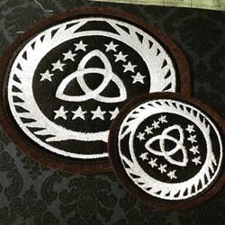 Custom Trinity Patches by SilverHauntArmoury
