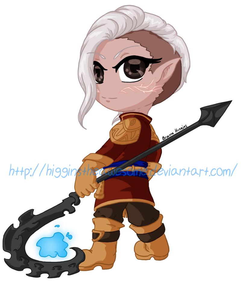 Commission: Rua by HigginstheAwesome