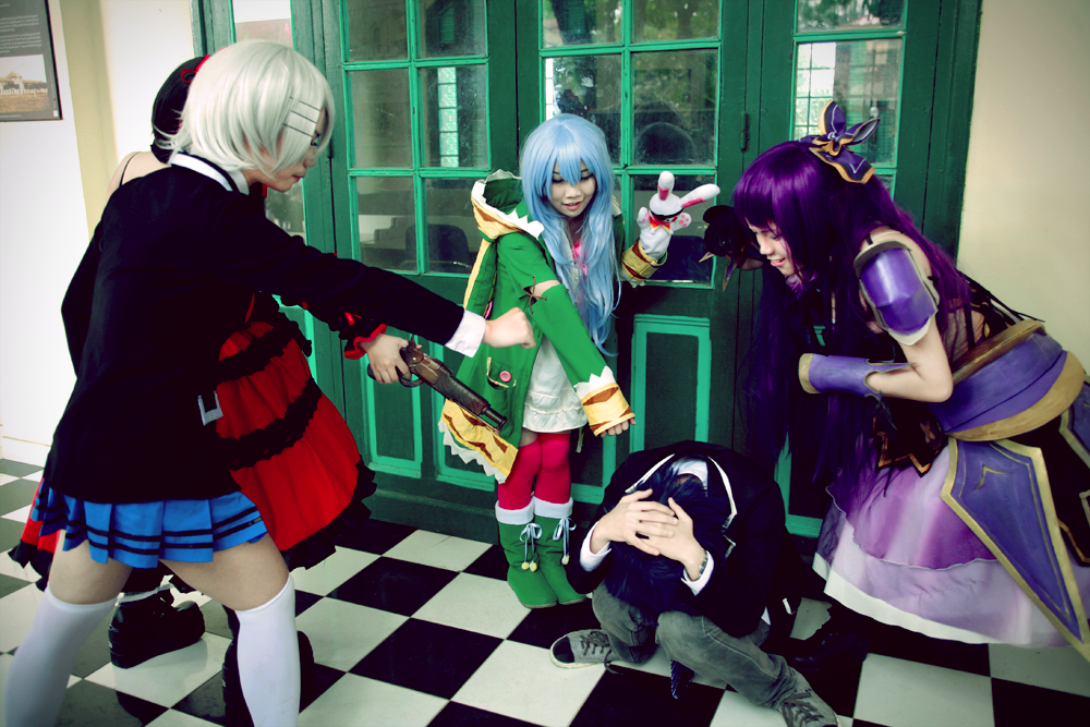 Pics For > Date A Live Cosplay