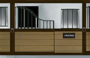 Valkyrie: stall by La-Siiu