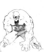 Hulk jam by CaptainDragonshit