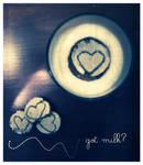 milk - cookies and love by pinkdressdoll