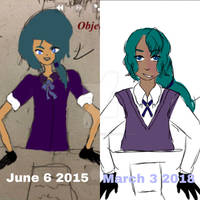 Redraw number 1