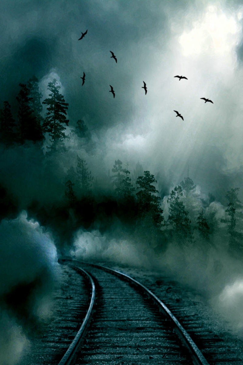 BG Road to the Unknown 2 by Avahlon-Stock