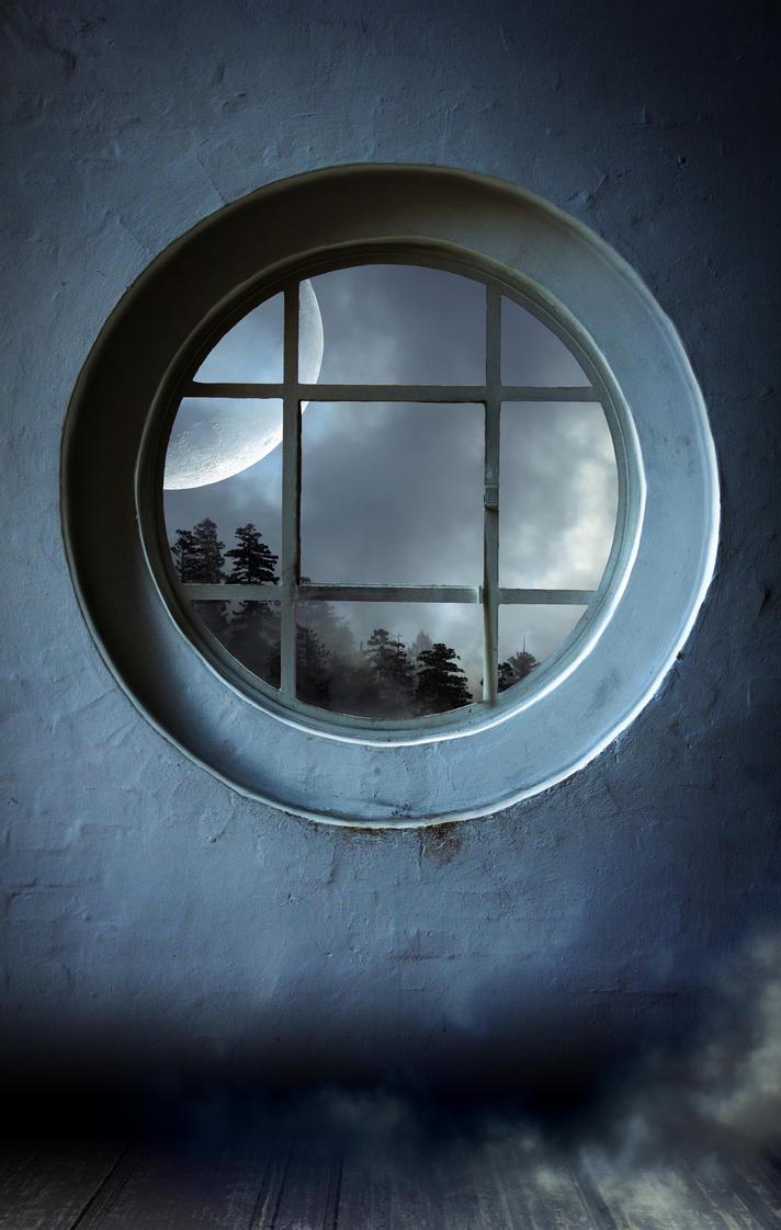 BG The Round Window by Avahlon-Stock