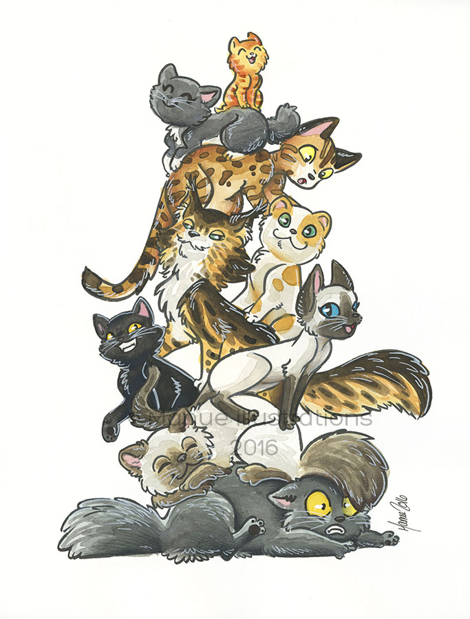 Image Result For Cats In Pile