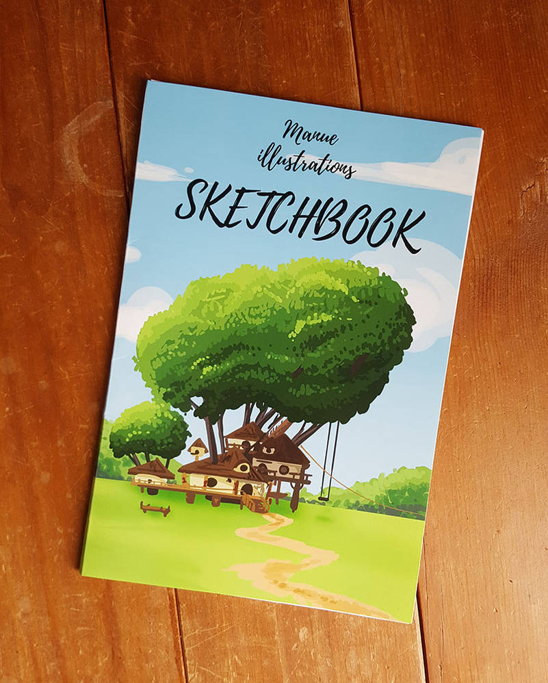 Sketchbook by ManueC